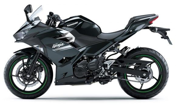 2022年モデル Ninja 250