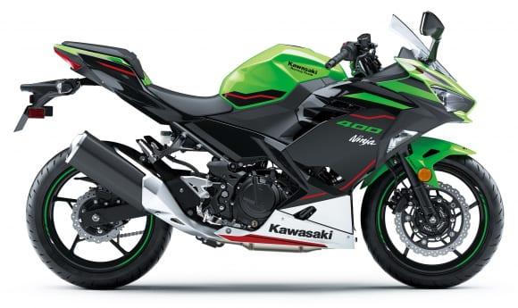 2022年モデル Ninja 400 KRT EDITION