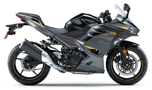 2022年モデル Ninja 400
