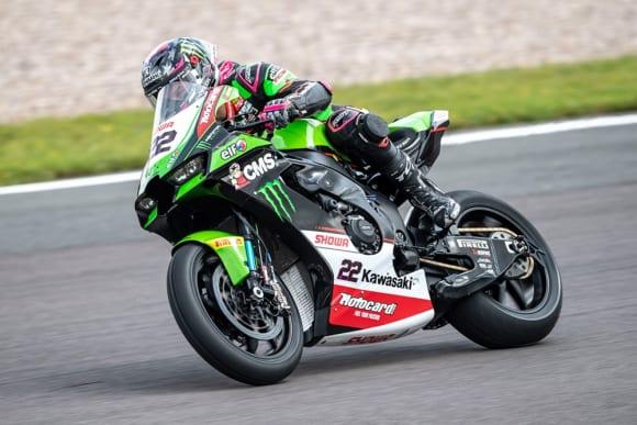 2021スーパーバイク世界選手権第4戦ドニントン・パーク大会 アレックス・ロウズ選手