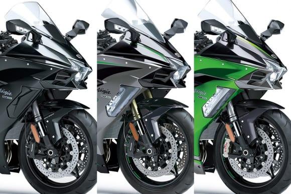 カワサキ・Ninja H2 SX/Ninja H2 SX SE/Ninja H2 SX SE+の3車種にリコールの届け出。最悪時は走行中にリヤホイールがロックするおそれあり