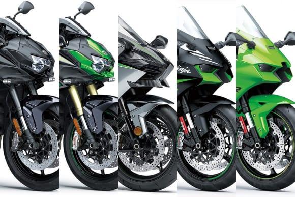 カワサキ・Z H2/Z H2 SE、Ninja H2 CARBON、Ninja ZX-10R/ZX-10RRの5車種にリコールの届け出。最悪時にはエンジン停止のおそれあり
