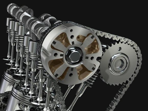 2007年型1400GTRが採用する可変バルブ機構