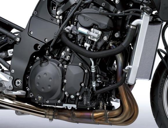 2007 1400GTRのエンジン