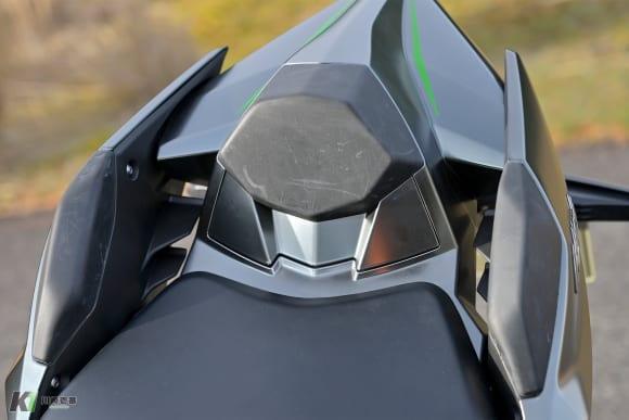 Ninja H2 Carbon(2019)インプレッション シート