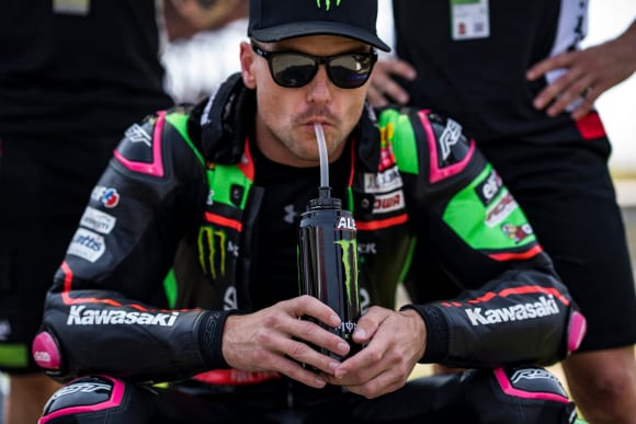 2021スーパーバイク世界選手権 第7戦ナバラ大会 KRT アレックス・ロウズ選手