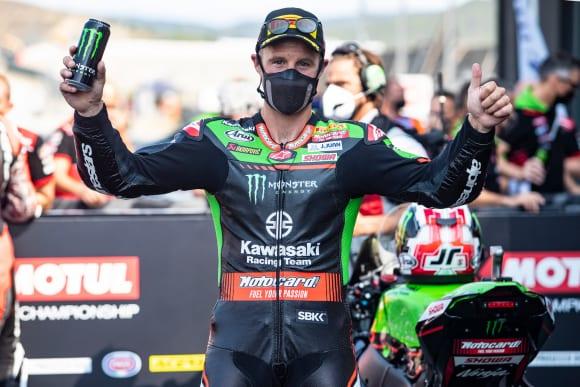 2021スーパーバイク世界選手権 第7戦ナバラ大会 KRT ジョナサン・レイ選手
