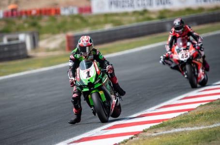 2021スーパーバイク世界選手権 第7戦ナバラ大会 カワサキレーシングチーム