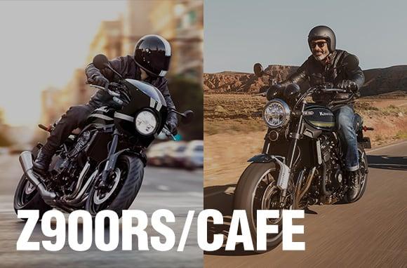 2022年モデル Z900RS/Z900RS CAFE