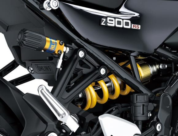 2022年モデル Z900RS SE オーリンズ製リヤショック