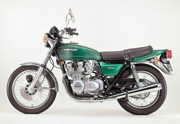 1976 Z650