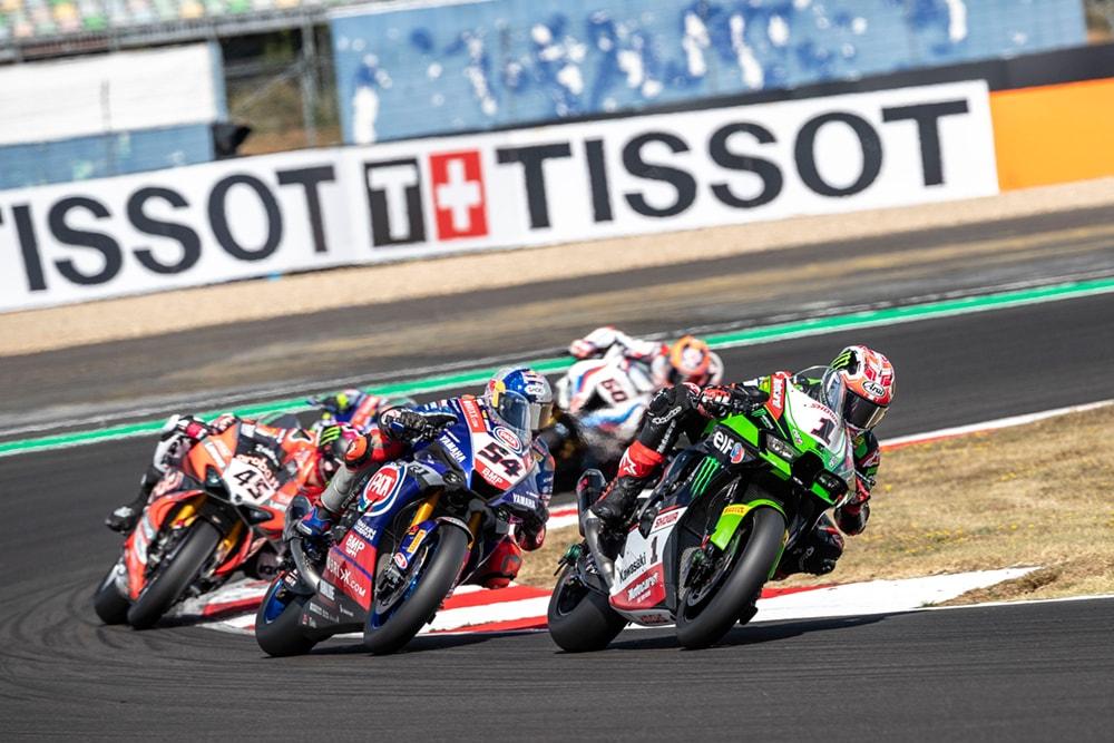 2021スーパーバイク世界選手権 第8戦マニクール大会(フランス) カワサキレーシングチーム