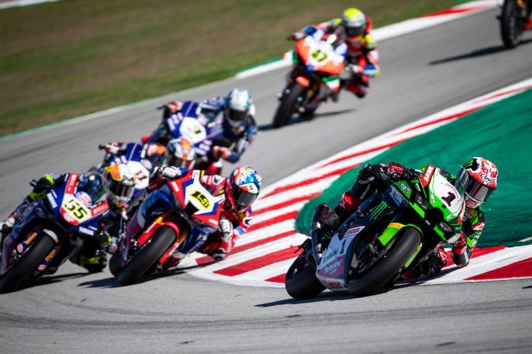 2021スーパーバイク世界選手権 第9戦カタルーニャ大会 カワサキレーシングチーム