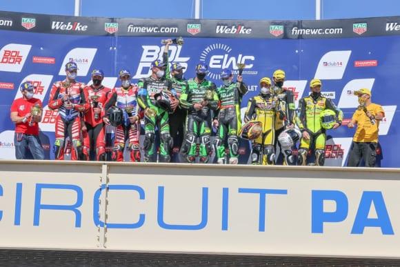 FIM世界耐久選手権第3戦・ボルドール2021