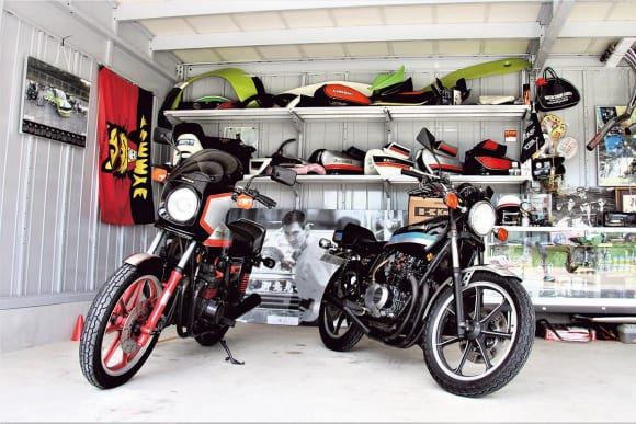 MY FAVORITE GARAGE