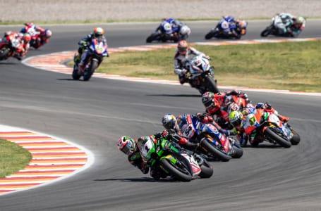 2021スーパーバイク世界選手権 第12戦アルゼンチン大会 カワサキレーシングチーム