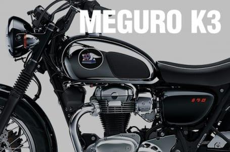 2022年モデル MEGURO K3