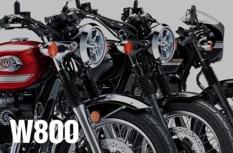 2022年モデル W800シリーズ