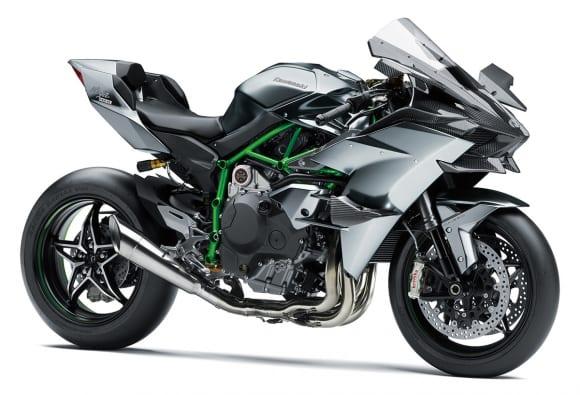 Kawasaki Ninja H2Rは2022年も海外で継続販売