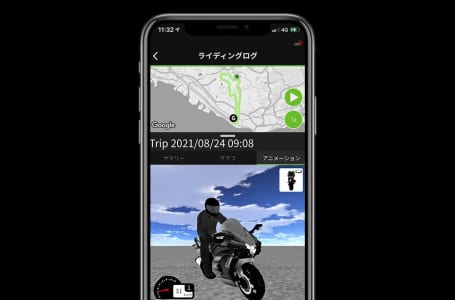 RIDEOLOGY THE APP MOTORCYCLE