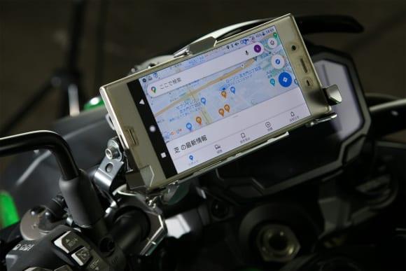 サイン・ハウス マウントシステム Z H2 SE装着例