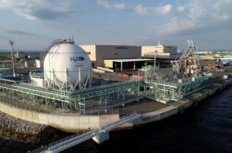 [第6回]神戸液化水素荷役実証ターミナル